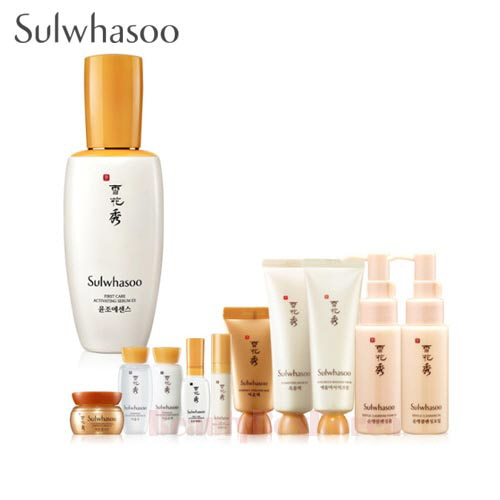 SULWHASOO First Care Activating Serum 90ml Set [Monthly Limited -APRIL 2018]